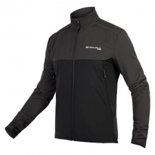 Endura MT500 Thermo Long Sleeve Jersey, Black