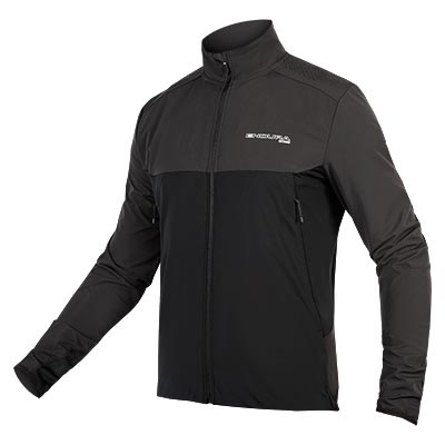 Endura MT500 Thermo Long Sleeve Jersey, Black
