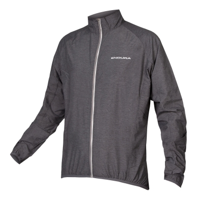 Endura Pakajak Ultra-packable Windproof Jacket, Black