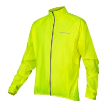 Endura Pakajak Ultra-packable Windproof Jacket, Hi-Viz...