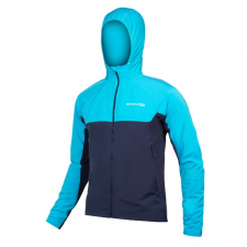 Endura MT500 Thermo Long Sleeve Jersey II, Electric Bl...