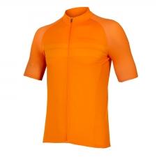 Endura Pro SL Short Sleeve Jersey II, Pumpkin