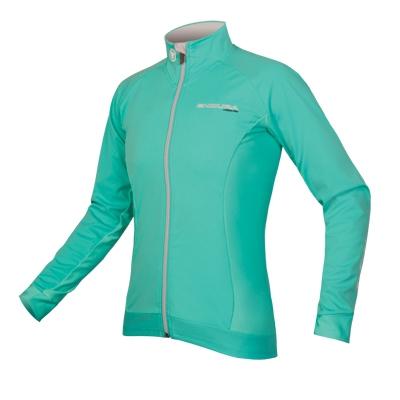 Endura Women's FS260 Pro Jetstream Long Sleeve Jersey, Turquoise