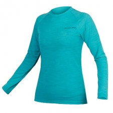 Endura Women's BaaBaa Blend Long Sleeve Baselayer, Pac...