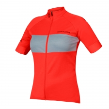 Endura Women's FS-260 Pro Short Sleeve Jersey, Hi-Viz ...