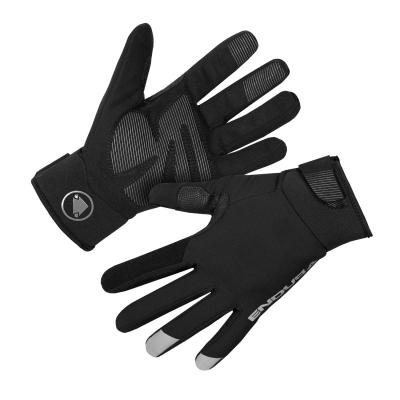 Endura Women's Strike Waterproof Gloves, Black