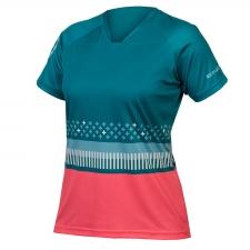 Endura Women's MT500 Animo Long Sleeve Jersey, Spruce ...