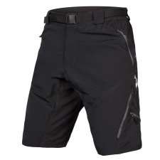 Endura Hummvee II Baggy Shorts (with liner short), Bla...