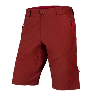 Endura Hummvee II Baggy Shorts (with liner short), Cocoa