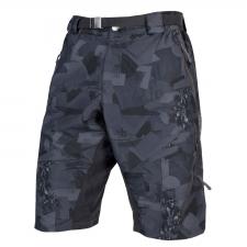Endura Hummvee II Baggy Shorts (with liner short), Gre...