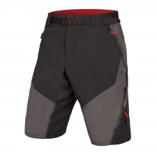 Endura Hummvee II Baggy Shorts (with liner short), Grey