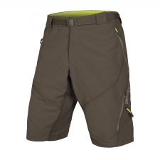 Endura Hummvee II Baggy Shorts (with liner short), Kha...