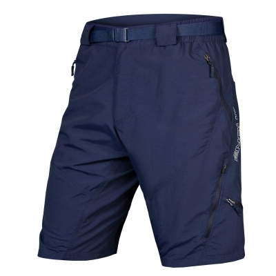 Endura Hummvee II Baggy Shorts (with liner short), Navy
