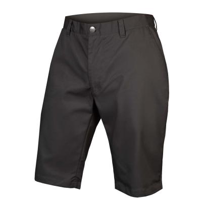 Endura Hummvee Chino Short with Liner Short, Grey