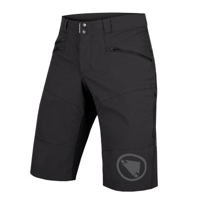Endura SingleTrack Short II, Black