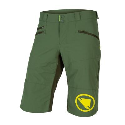 Endura SingleTrack Short II, Forest Green