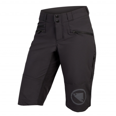 Endura Women's SingleTrack Shorts II, Black