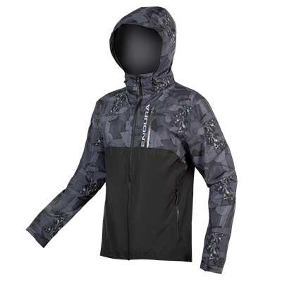 Endura SingleTrack Waterproof Jacket II, Black