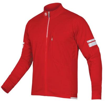 Endura Windchill Jacket, Red