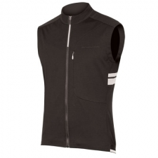 Endura Windchill Gilet, Black