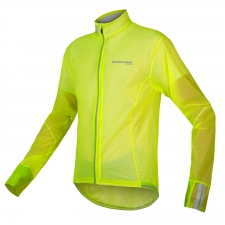 Endura FS260-Pro Adrenaline Race Cape II, Hi-Viz Yellow