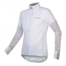 Endura Women's FS260-Pro Adrenaline Race Cape II, White