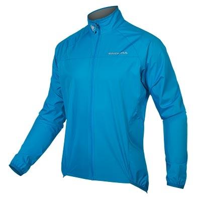 Endura Xtract Waterproof Jacket II, Hi-vis Blue