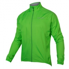 Endura Xtract Waterproof Jacket II, Hi-vis Green