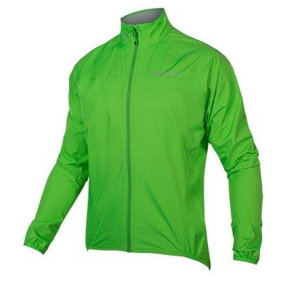 Endura Xtract Waterproof Jacket II, Hi-vis Green