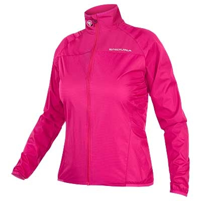 Endura Women's Xtract Waterproof Jacket, Cerise