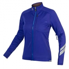 Endura Women's Windchill Jacket, Cobalt Blue