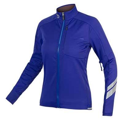 Endura Women's Windchill Jacket, Cobalt Blue