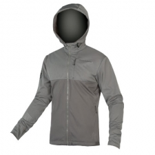 Endura SingleTrack Softshell Jacket II, Pewter Grey