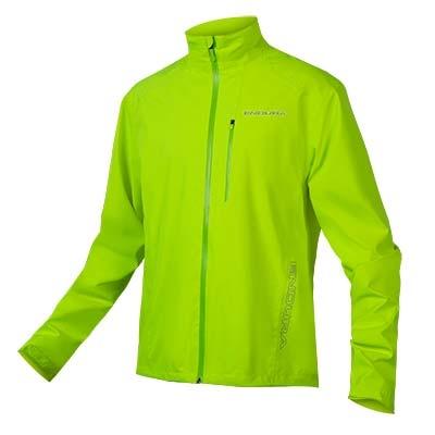 Endura Hummvee Waterproof Jacket, Hi-vis Yellow