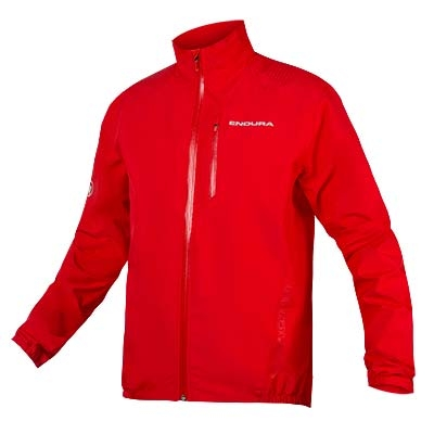 Endura Hummvee Lite Jacket, Red