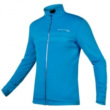 Endura Pro SL Thermal Windproof Jacket II, Hi-viz Blue
