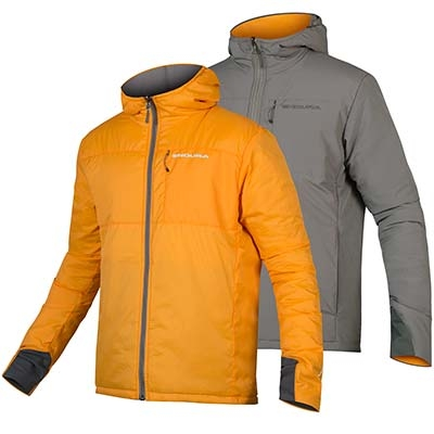 Endura Urban PrimaLoft?? FlipJak Jacket II, Pewter Grey