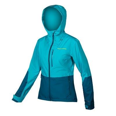Endura Women's Singletrack Waterproof Jacket