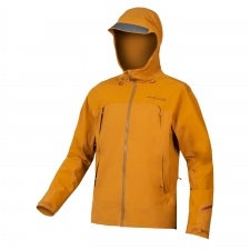 Endura MT500 Waterproof Jacket II, Nutmeg