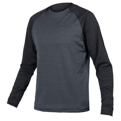 Endura Singletrack Fleece, Black