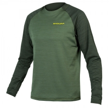 Endura Singletrack Fleece, Forest Green