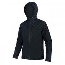 Endura Hummvee Waterproof Hooded Jacket, Black