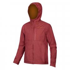 Endura Hummvee Waterproof Hooded Jacket, Cocoa