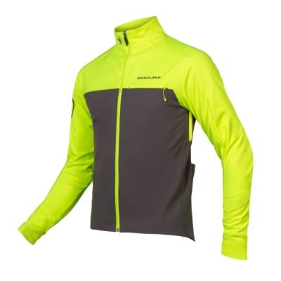 Endura Windchill Jacket II, Hi-viz Yellow