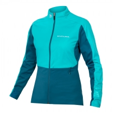 Endura Women's Windchill Jacket II, Pacific Blue