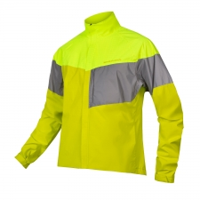 Endura Urban Luminite Jacket II, Hi-viz Yellow