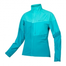 Endura Women's Urban Luminite Jacket II, Pacific Blue