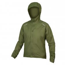 Endura GV500 Waterproof Jacket, Olive Green