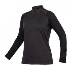 Endura Womens Singletrack Fleece, Black