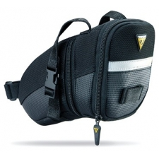 Topeak Medium Aero Wedge Pack with Buckle